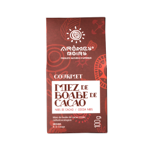 Aromes Noirs Gourmet Cocoa Nibs