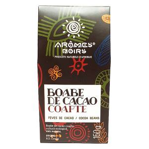 Boabe de cacao coapte 150 g Aromes Noirs